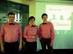 Jauni verslininkai nori kurti ir dirbti Lietuvoje